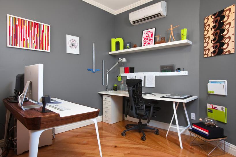 Organizzare Ufficio Acquisti : Come organizzare al meglio un ufficio in casa zz curiosità