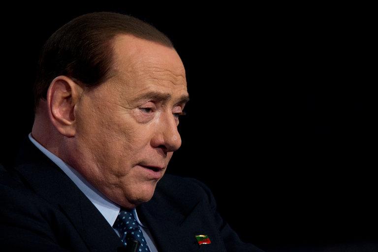 Silvio Berlusconi dalla parte del 'no' al referendum costituzionale
