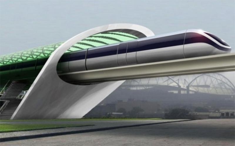 Treni velocissimi rivoluzioneranno il futuro