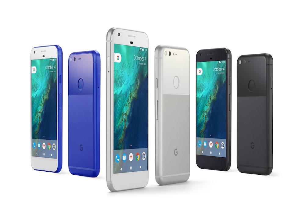 Google smartphone Pixel