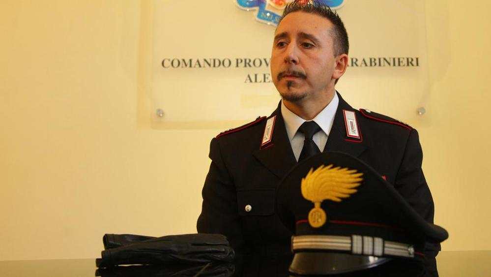 Alessandria, carabiniere eroe salva sudamericana che vuole suicidarsi