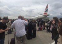 Londra: London City Airport evacuato per incidente chimico