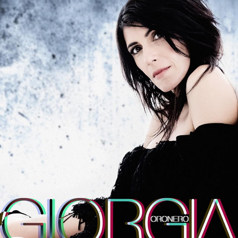 """""""Oronero"""" è uscito: nuovo album di Giorgia"""
