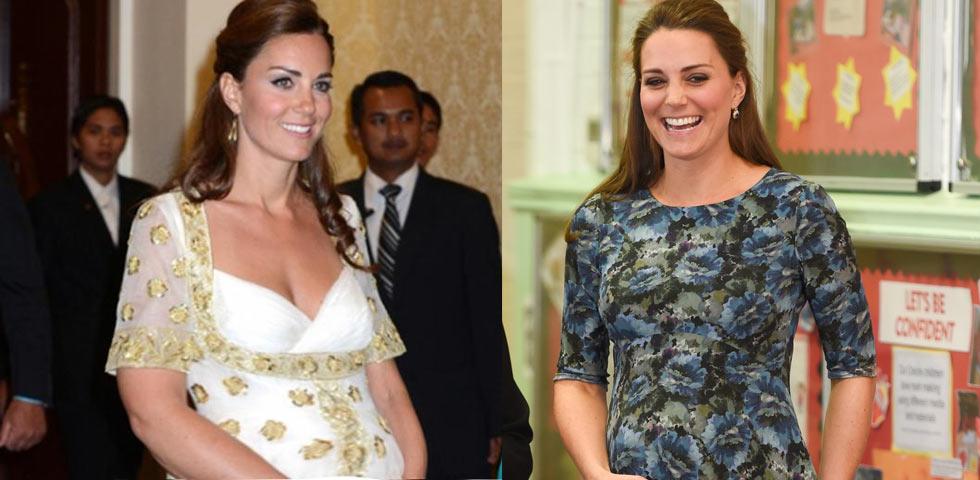 Kate Middleton diventerà mamma per la terza volta