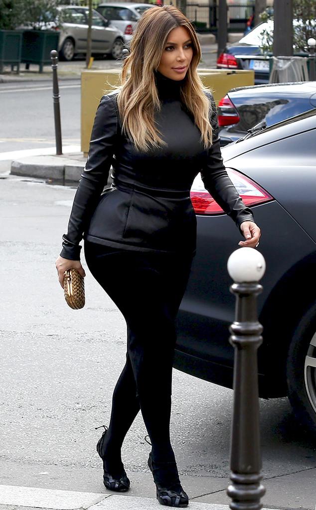 Kim Kardashian rapinata Parigi