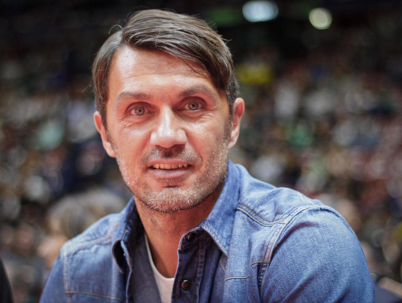 Maldini Milan direttore tecnico