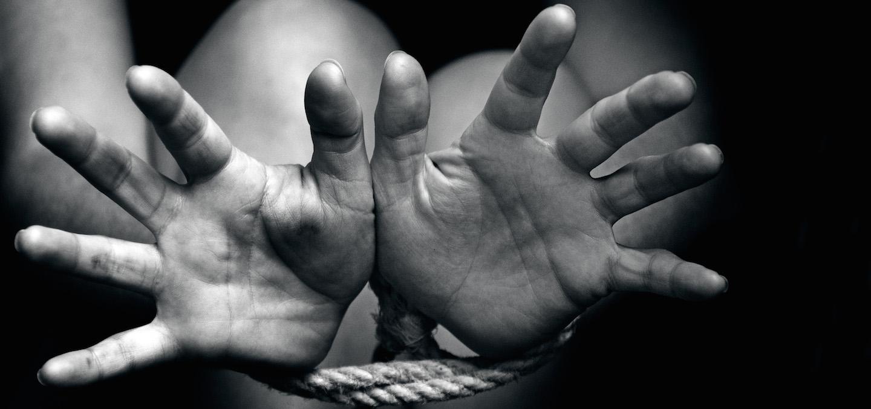 Contro la tratta di esseri umani