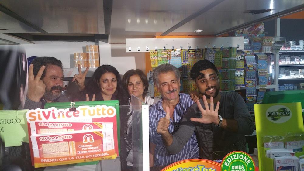 Superenalotto: jackpot sbancato, vincita a Vibo Valentia