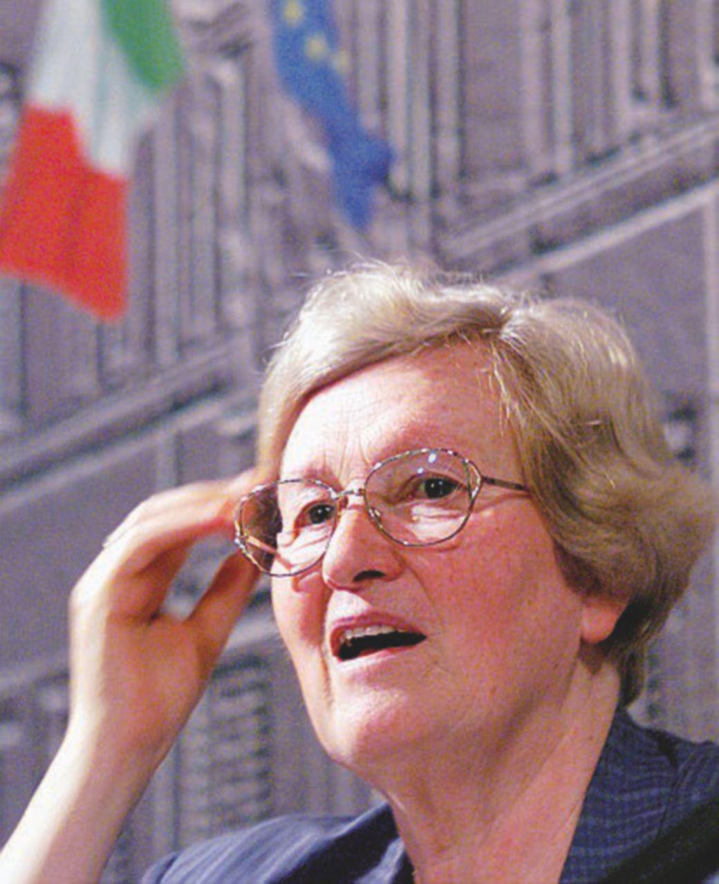 Tina Anselmi morta dopo una lunga malattia