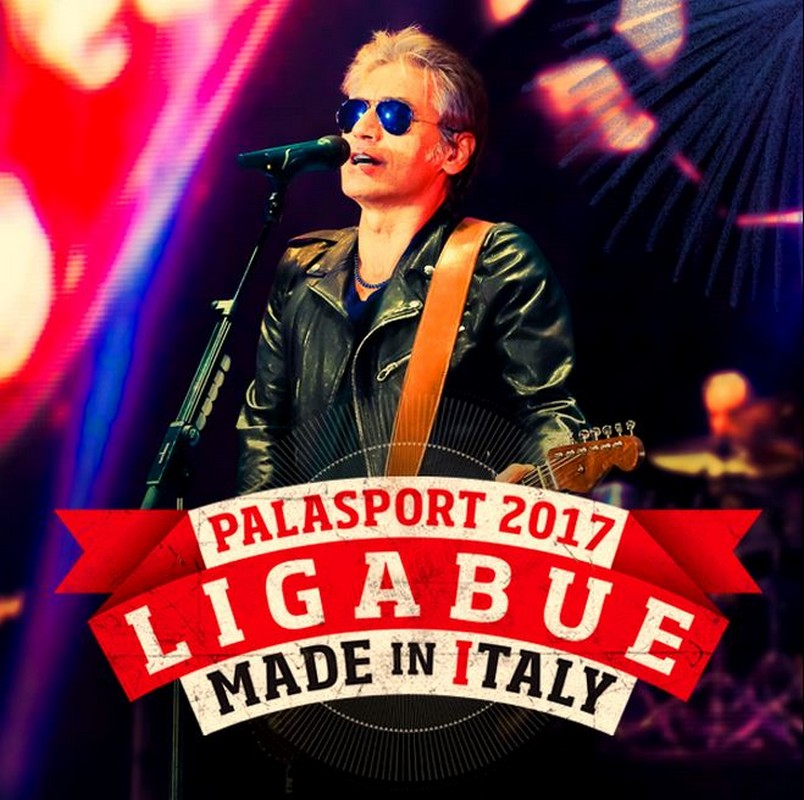 Ligabue: 'Made in Italy' 20esimo disco in carriera