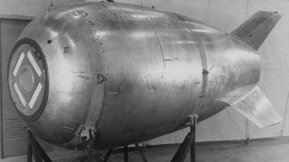 Canada, sub trova bomba atomica