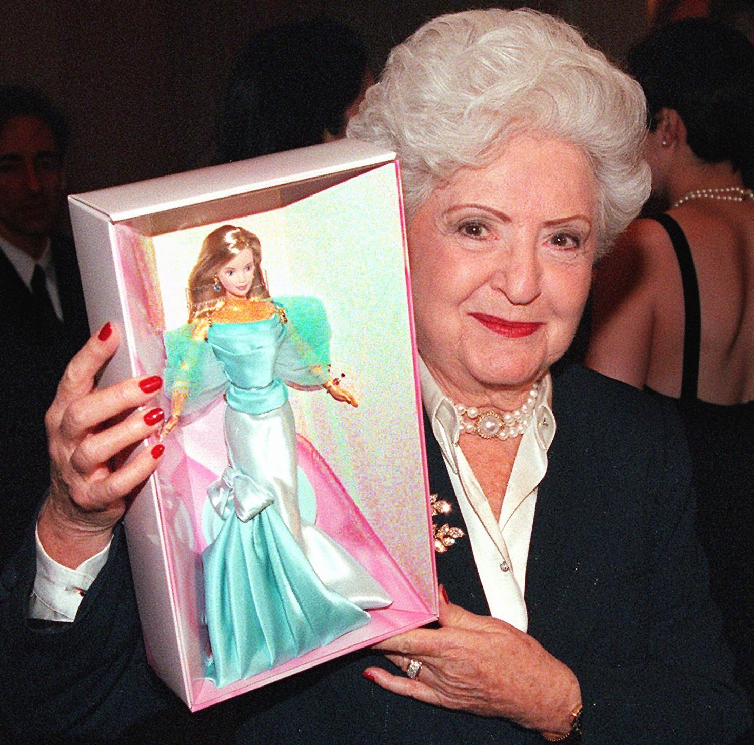 Ruth Handler, creatrice di Barbie, avrebbe compiuto 100 anni