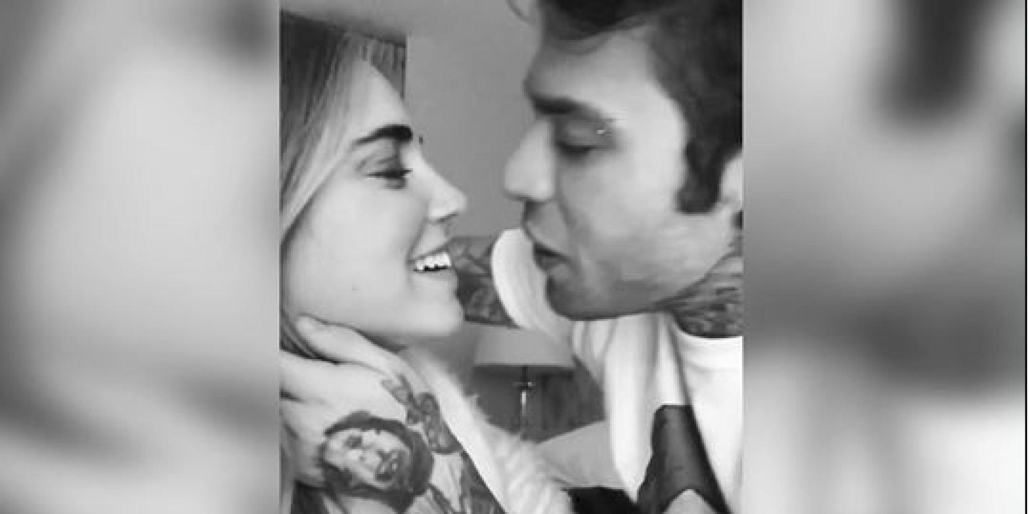 Chiara Ferragni posta video del bacio con Fedez