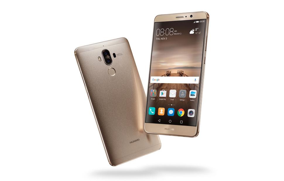 Huawei annuncia il Mate 9: design e potenza