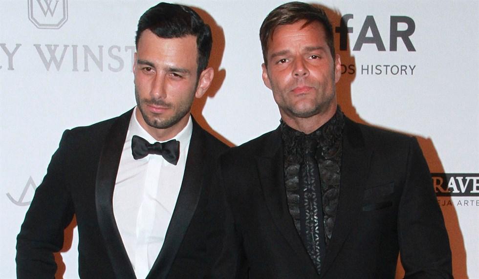 Ricky Martin: nozze con Jwan Yosef