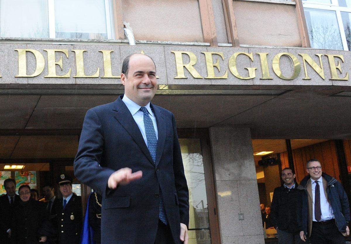 Lazio, Zingaretti taglia ticket sanitario