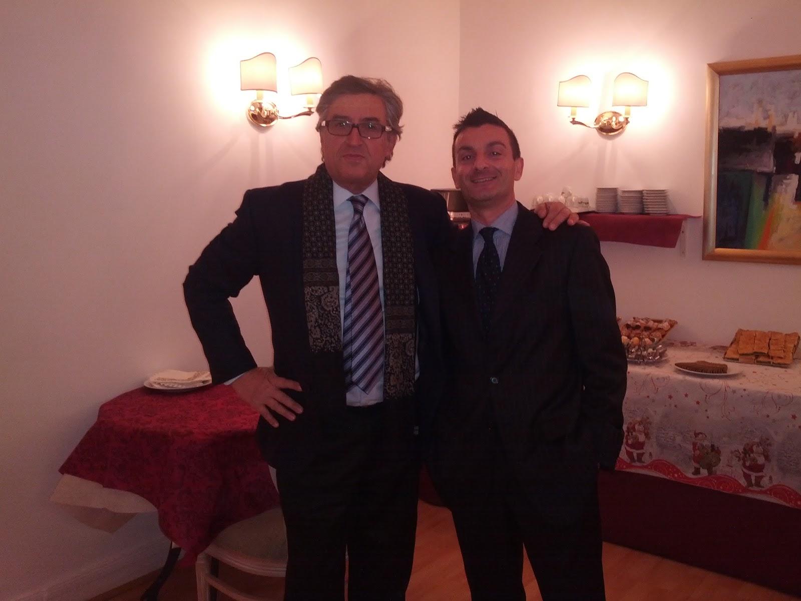 Hotel Domidea, Roberto Necci diventa direttore generale
