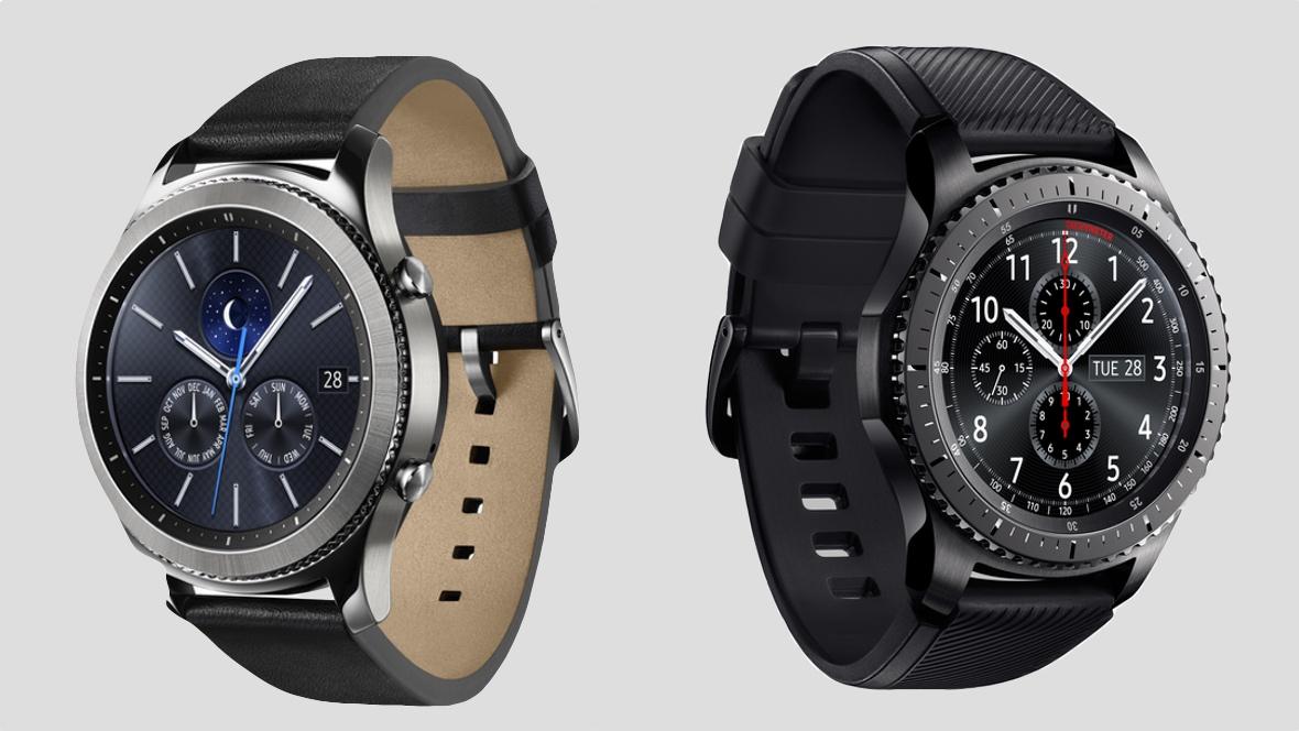 Samsung Gear S3 elegante e funzionale, uno smartwatch per Natale
