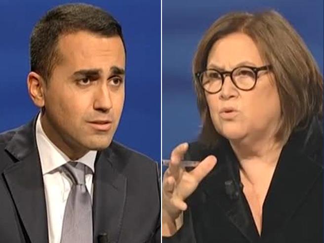 Lucia Annunziata rimprovera Luigi Di Maio