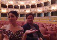 Monica Bellucci sensuale in 'Mozart in the jungle'