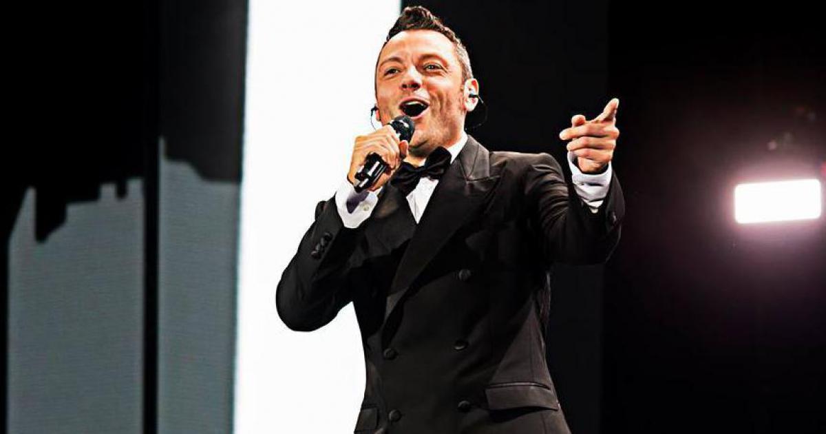 Tiziano Ferro super ospite a Sanremo