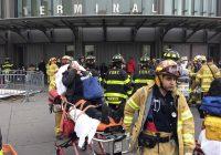 New York, treno esce dai binari: tanti feriti