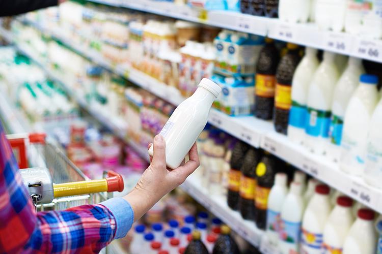 Arrivano le nuove etichette su latte e latticini