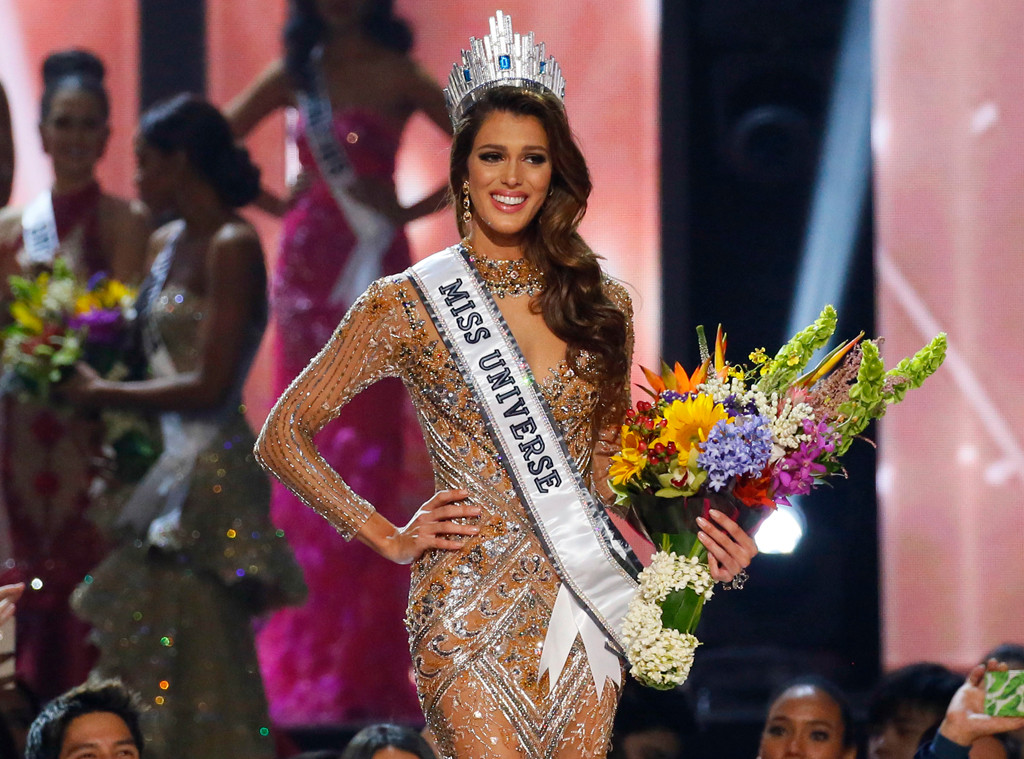 Miss Universo 2017, il trionfo di una bellezza francese