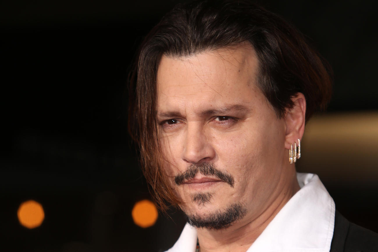 Johnny Depp, le spese folli di un divo di Hollywood