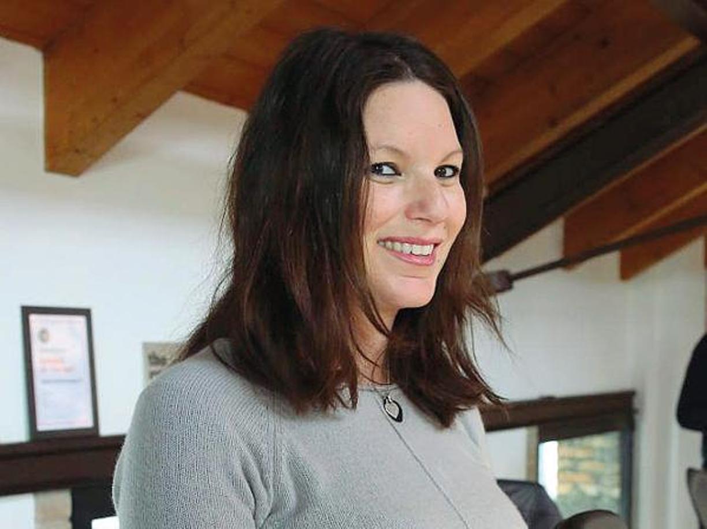 Martina Camuffo assunta al nono mese di gravidanza