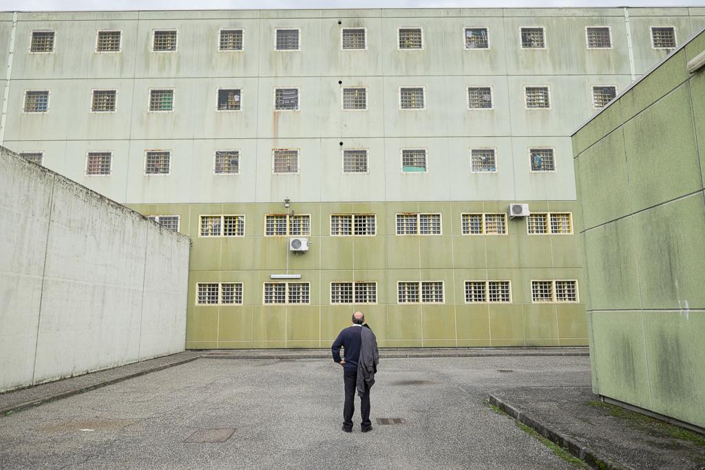 Alessandria, la fuga di un carcerato albanese