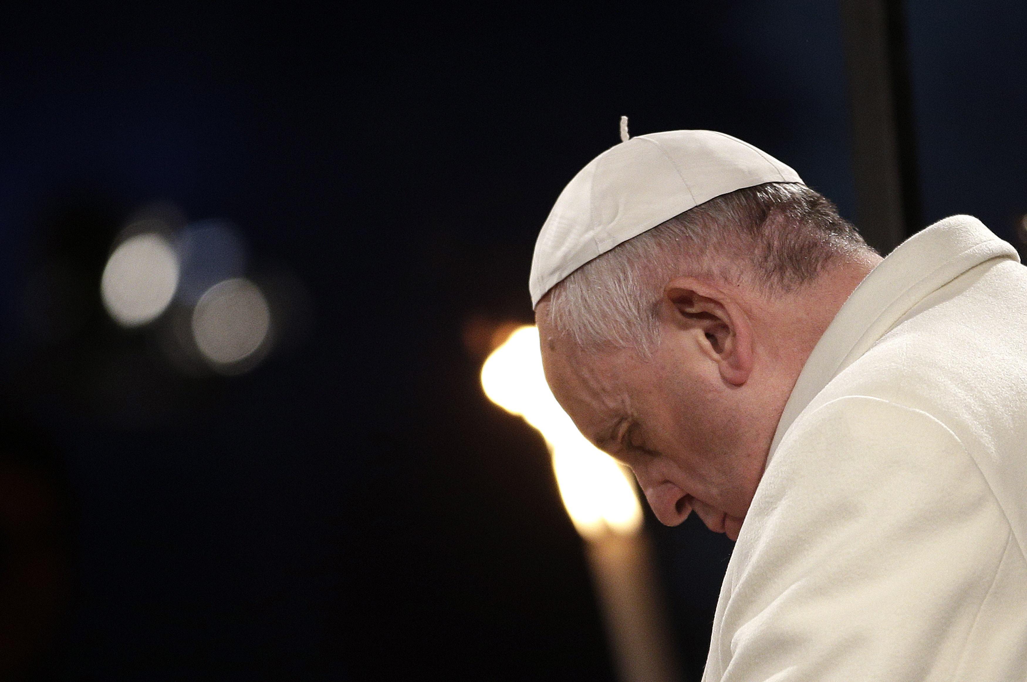 Papa Francesco fa i complimenti alla Comunità Papa Giovanni XXIII