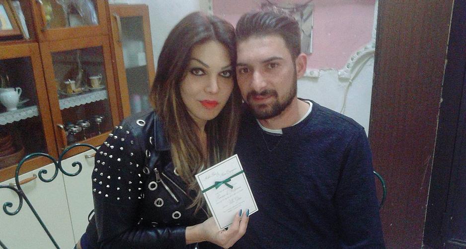Ex Miss Trans si sposa ad Aversa