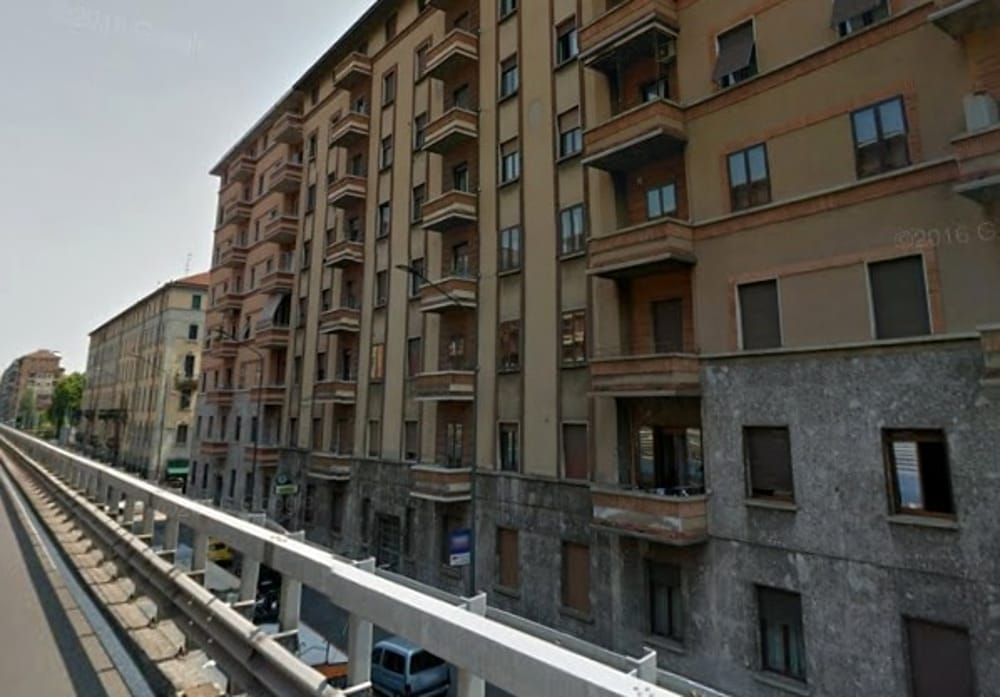 Milano, case vecchie