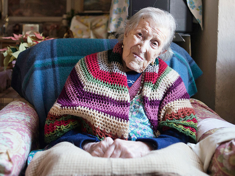 Emma Morano è morta: addio alla donna più anziana del mondo