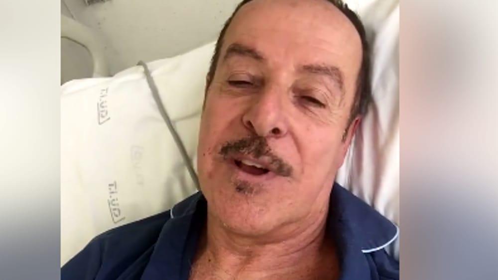 Massimo Lopez: intervista a 'Chi' dopo l'infarto