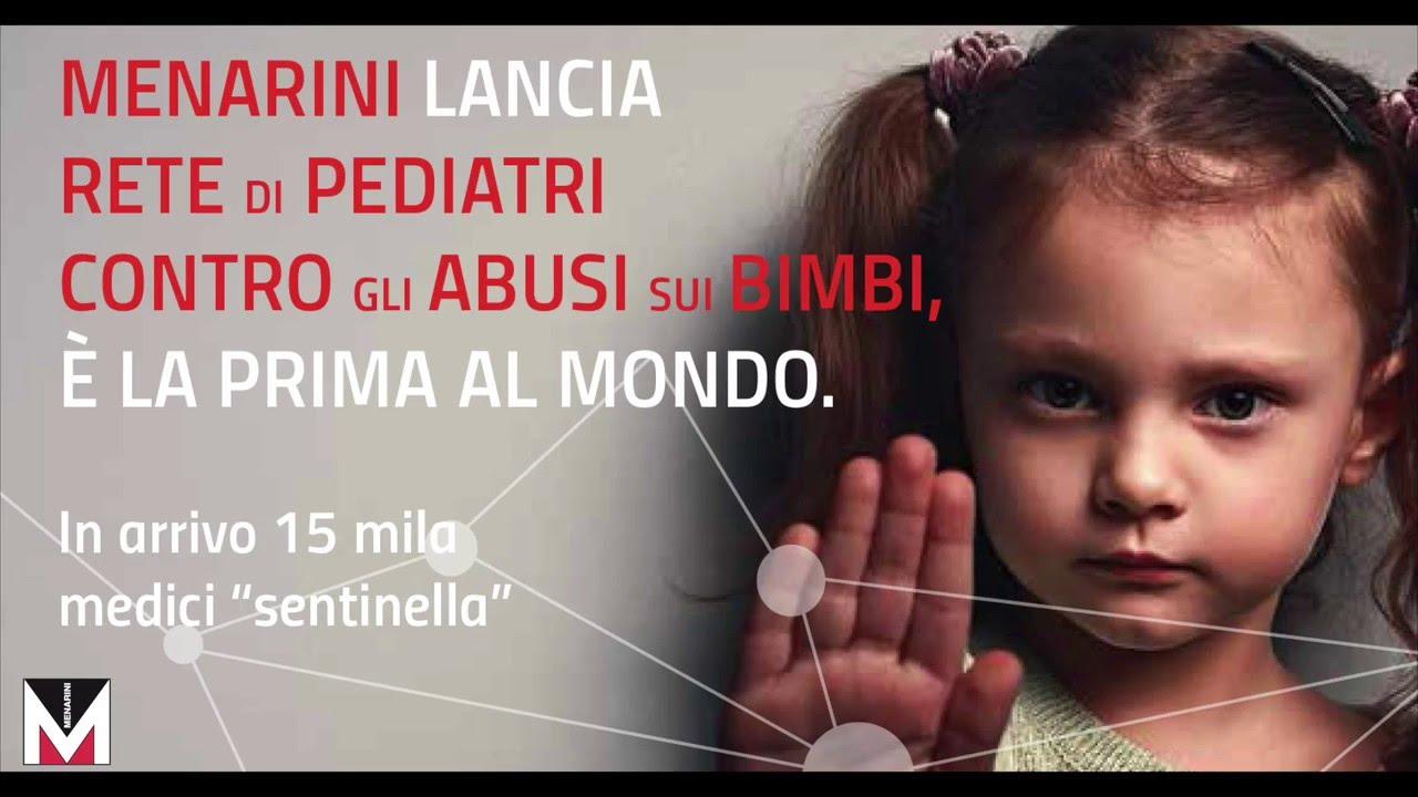 Stop alle violenze sui minori: Menarini promuove un interessante progetto