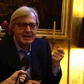 Vittorio Sgarbi citato in giudizio per diffamazione