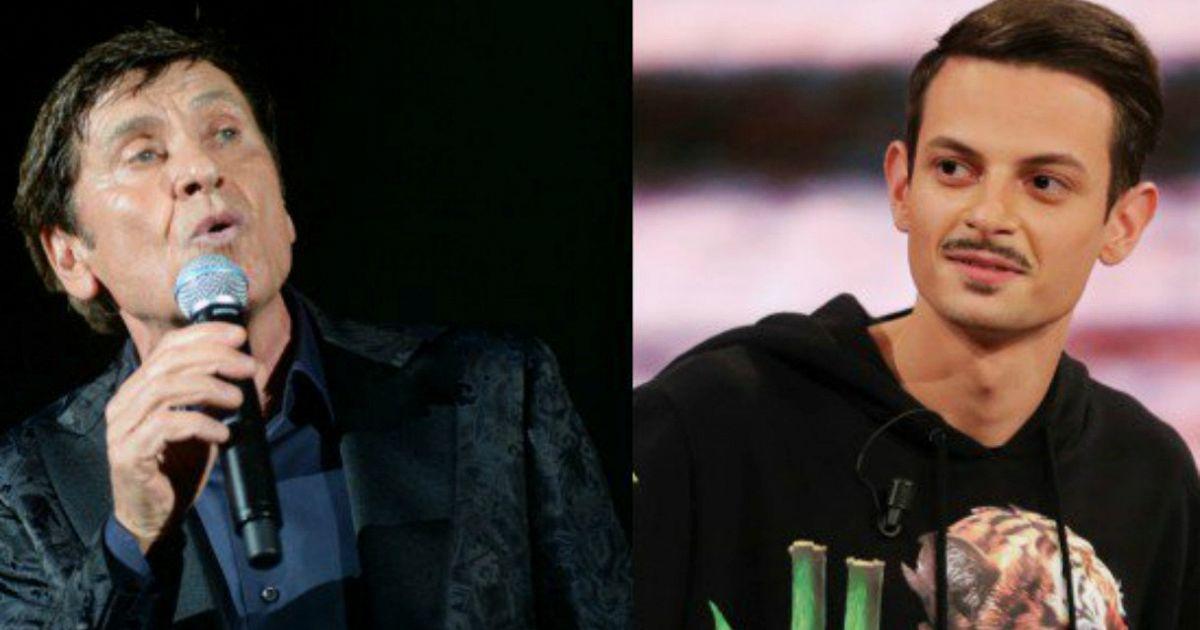 Fabio Rovazzi e Gianni Morandi duettano in 'Volare'