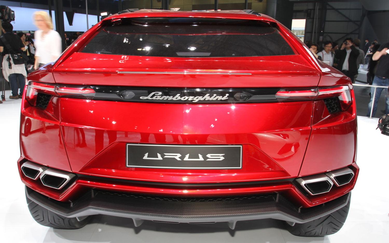 Il primo Suv Lamborghini arriverà nel 2018