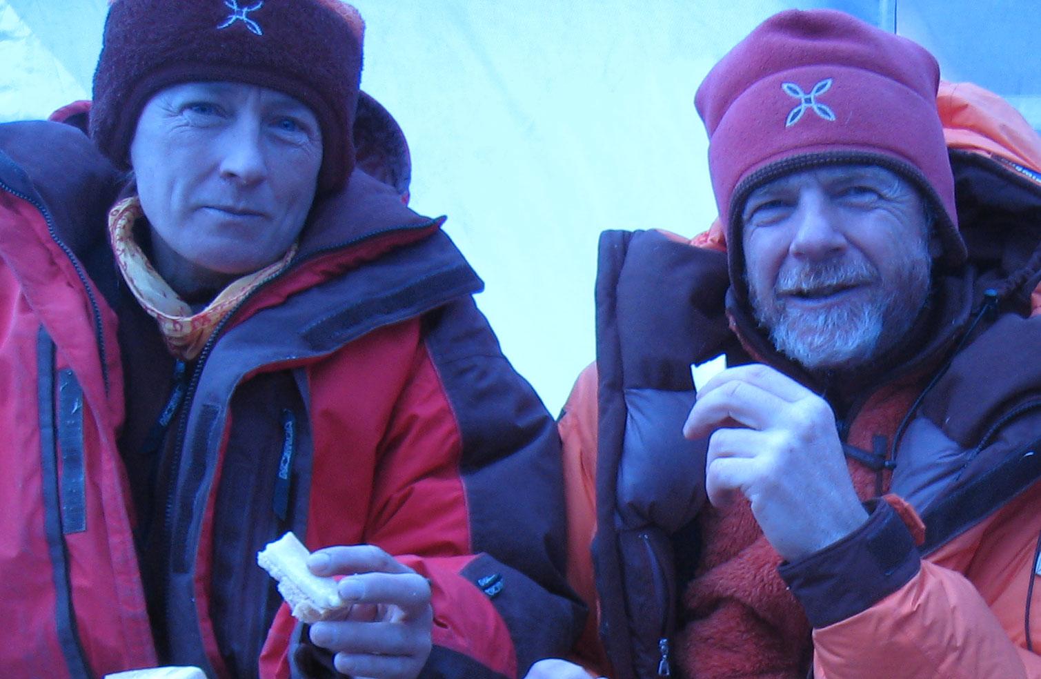 Nives e Romano: il trionfo degli alpinisti italiani