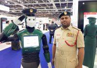 Dubai, primo poliziotto robot: ecco Reem