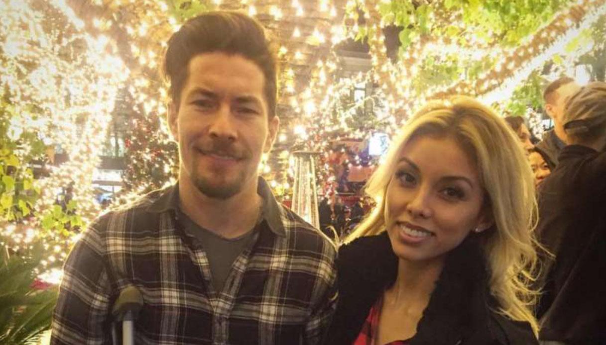 Nicky Hayden è morto: la disperazione della fidanzata Jacqueline