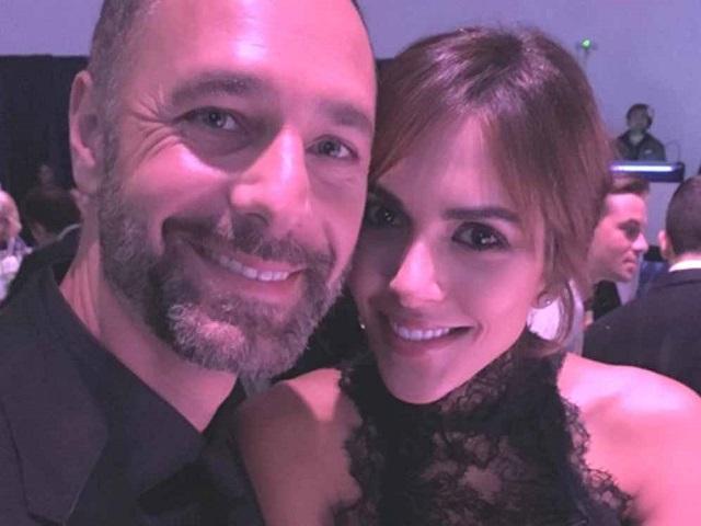 Rocio Morales a Ibiza con Raoul Bova