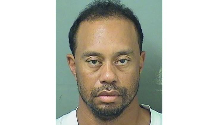 Tiger Woods arrestato per guida in stato di ebbrezza