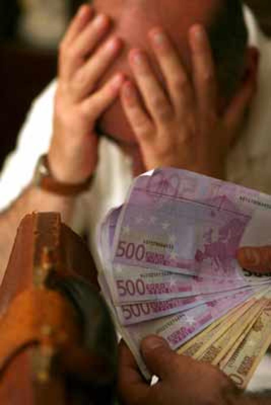 Roma, prestiti usurai alle famiglie: 4 in manette