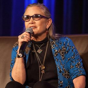 Carrie Fisher: droga e alcol causa della morte