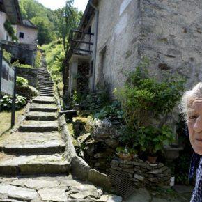 Socraggio, paese della Valle Cannobina con un solo abitante