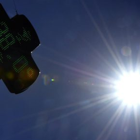 Meteo, caldo record al Nord nel fine settimana