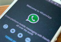 WhatsApp sui cellulari vecchi non funzionerà più